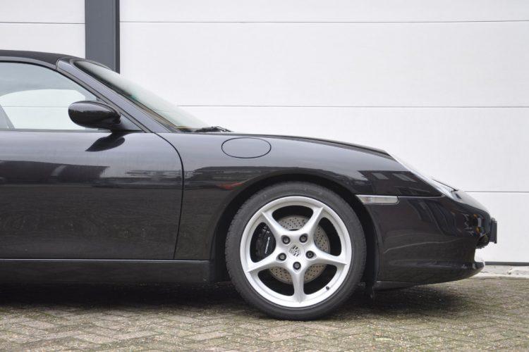 Porsche 996 Carrera Cabriolet